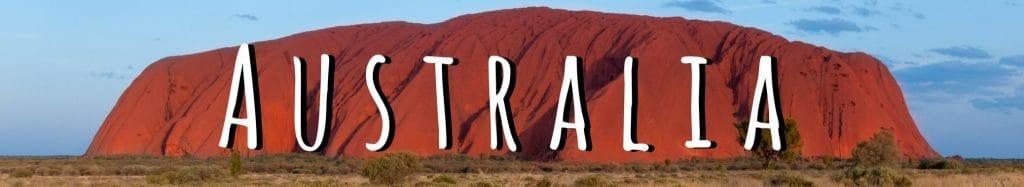 Destinations - Australia