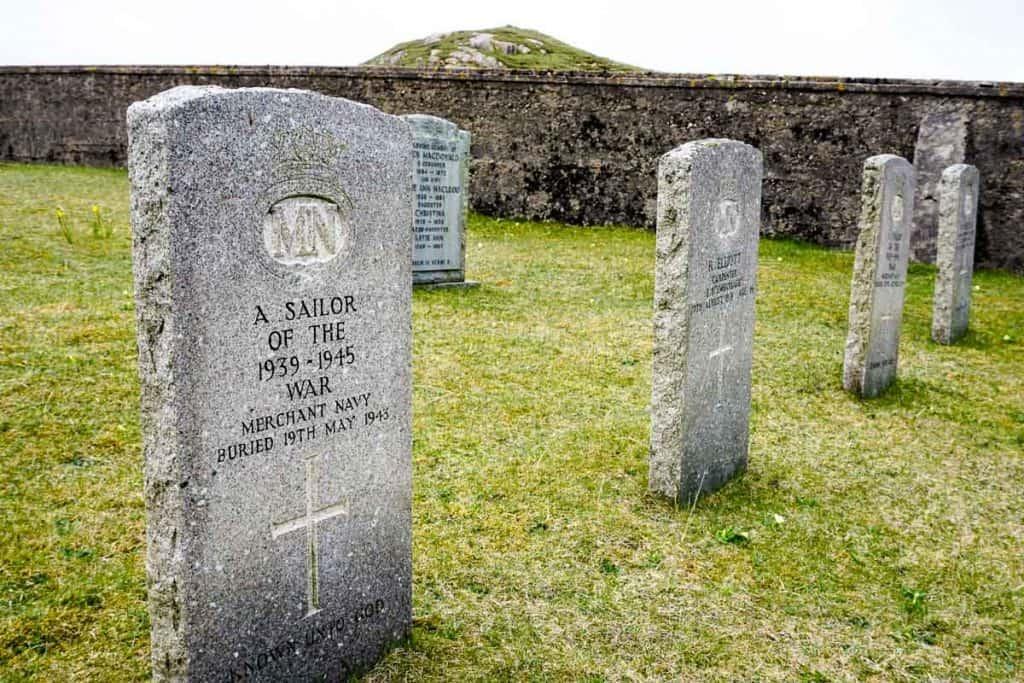 Uig, Isle of Lewis - Cemetery
