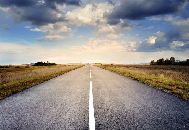 Road going into the sunset - how travel bloggers pivoted