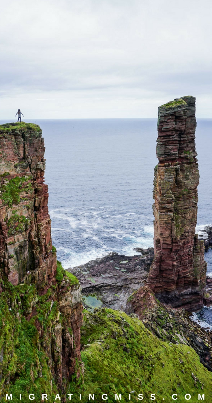 how to visit the old man of hoy   other hoy attractions