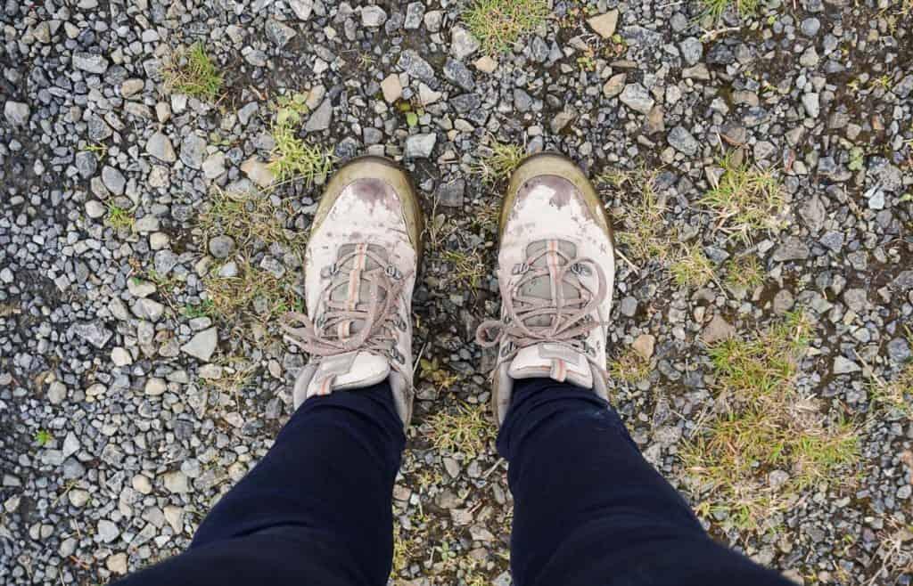 Hiking in Scottish Borders
