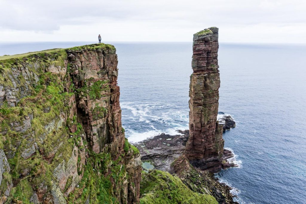 The Old Man of Hoy - The Best Scottish Islands