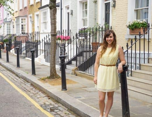 Bywater Street Chelsea London
