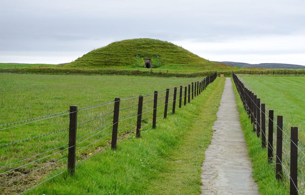 Things to do in Orkney, Maeshowe