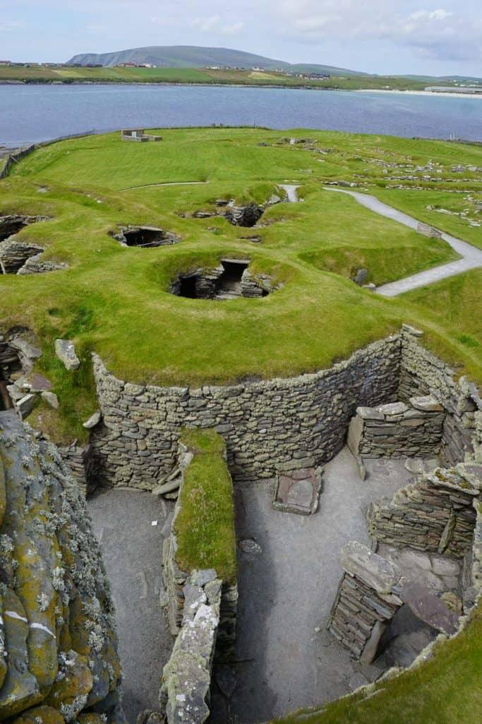Jarlshof Shetland - Historical Sites Shetland