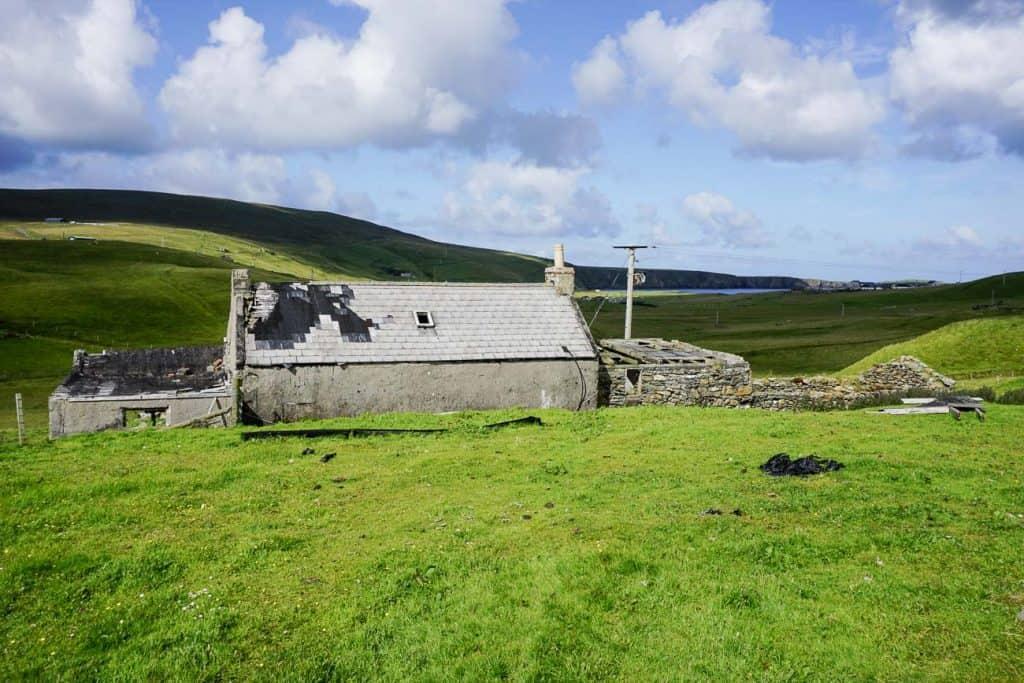 Mullapund Unst Shetland Scotland