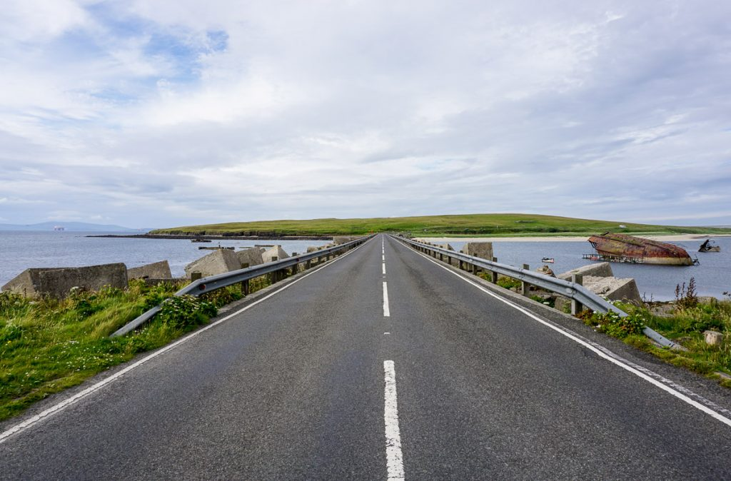 How to get around Orkney, Scotland