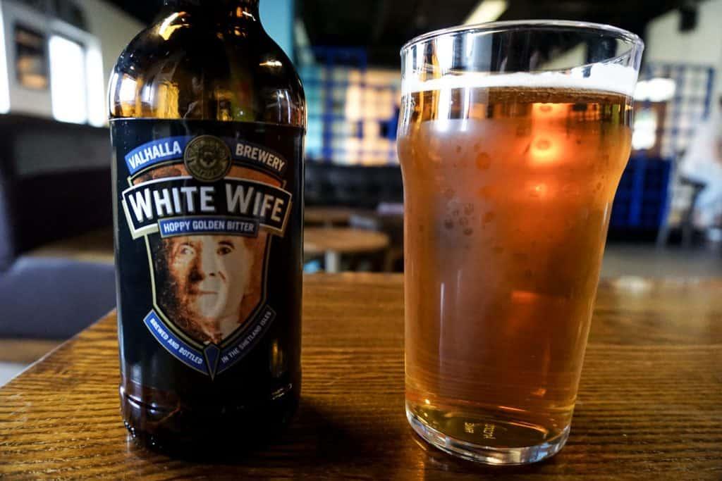 Unst Beer Valhalla Brewery