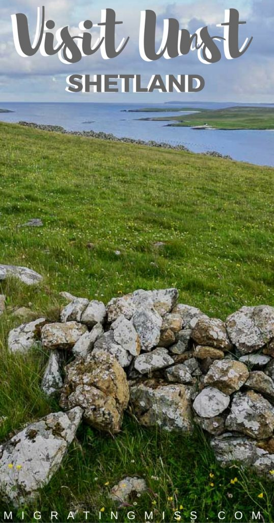 Unst Shetland - The most northerly island in Scotland