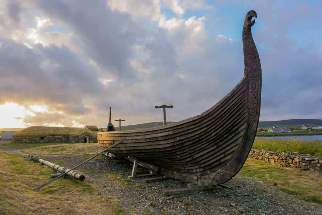 Visiting Shetland in summer