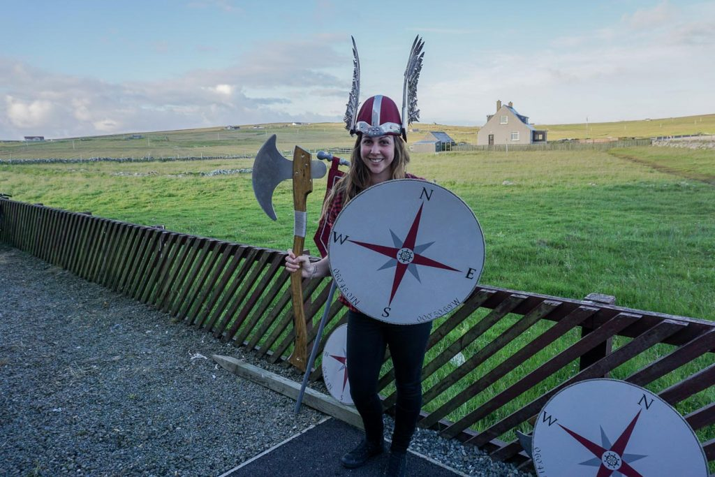 Fire Festival Unst Shetland Scotland