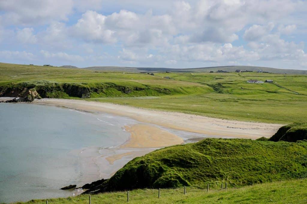 Unst Shetland Scotland