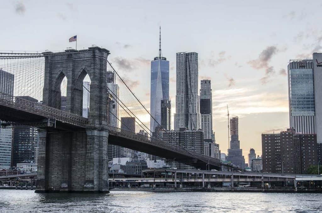 Brooklyn Bridge - Four Days in NYC