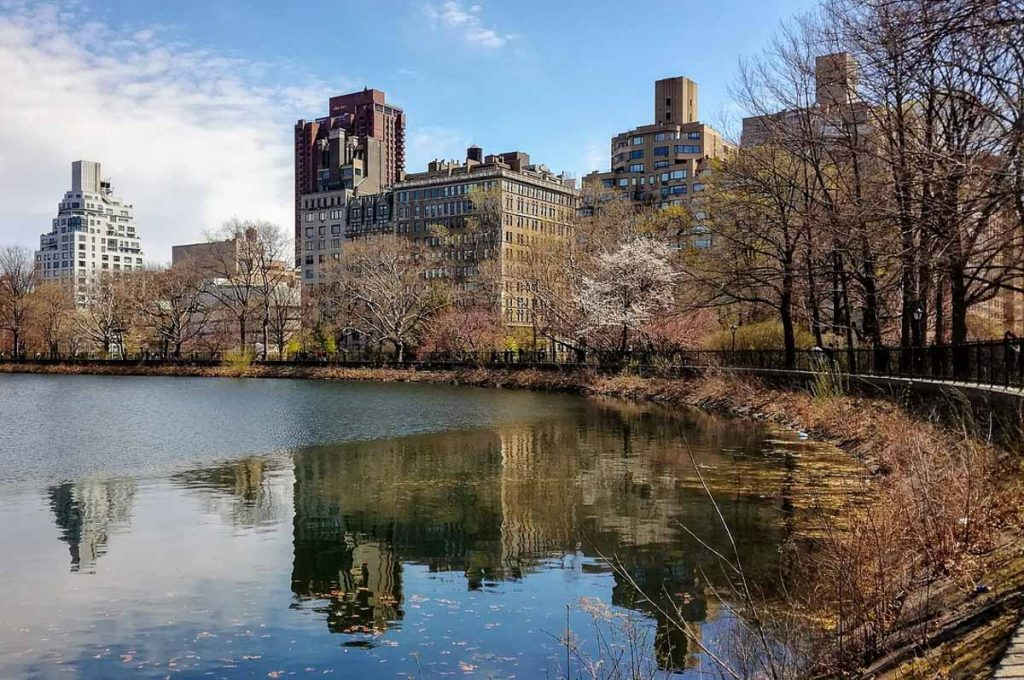 Central Park - Itinerary 4 days NYC