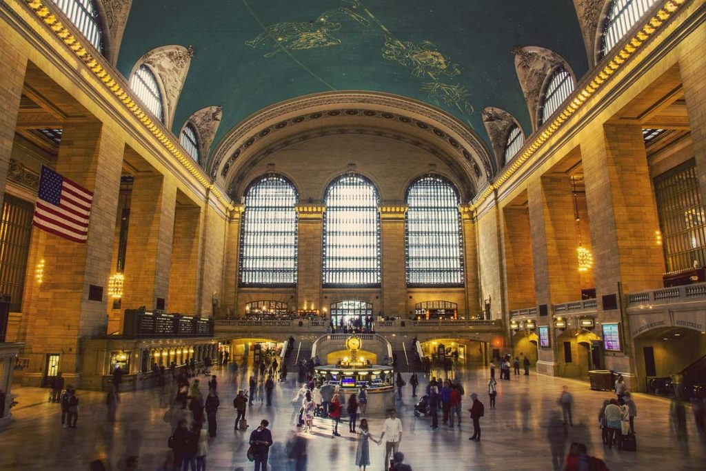 Grand Central - 4 Day Itinerary NYC