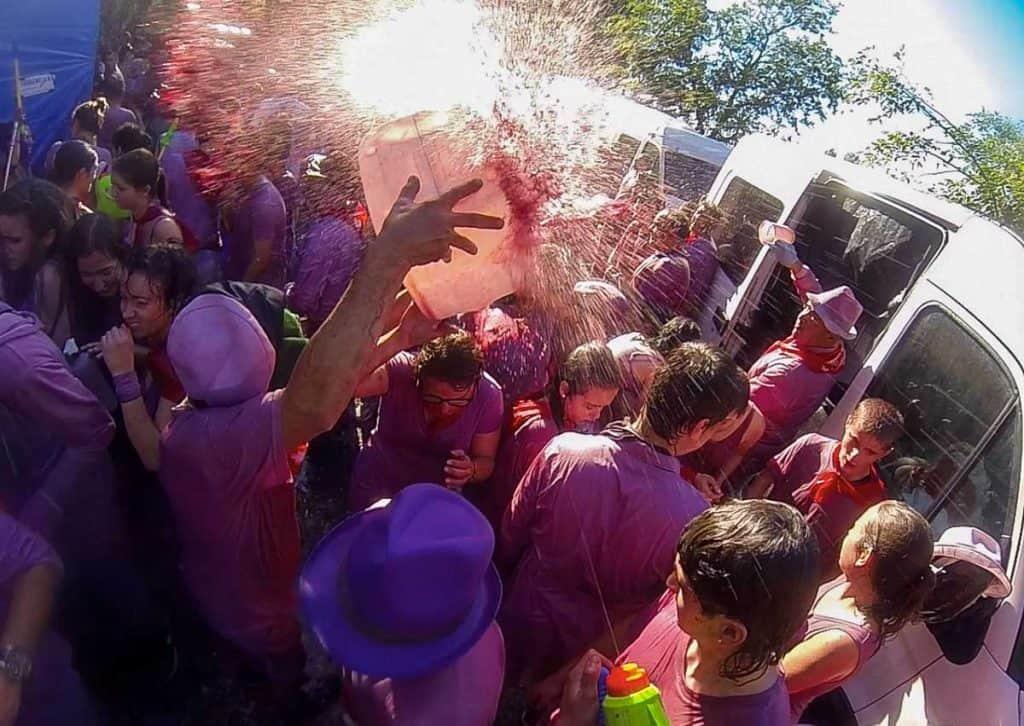 La Batella de Vino - Spanish Festivals