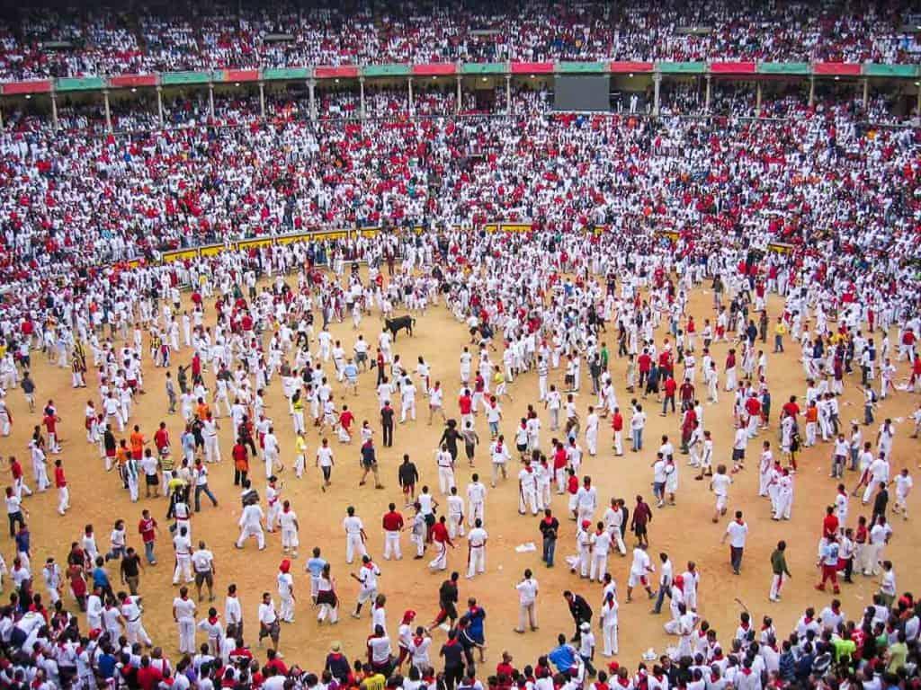 San Fermin - Spanish Festivals