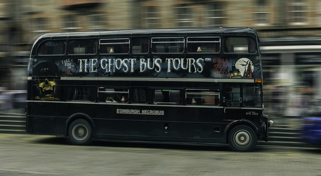 Edinburgh Ghost Tours