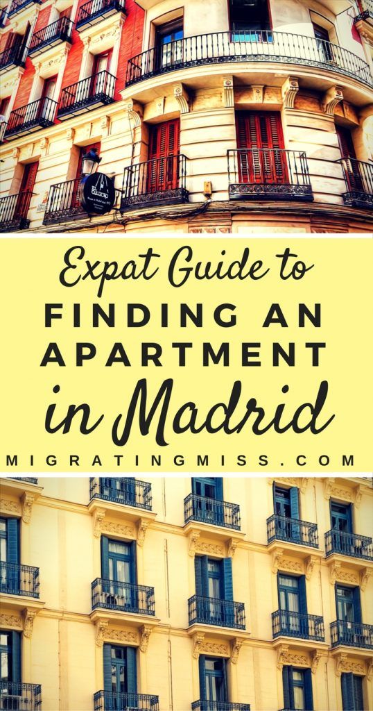 Expat Guide: Finding An Apartment In Madrid