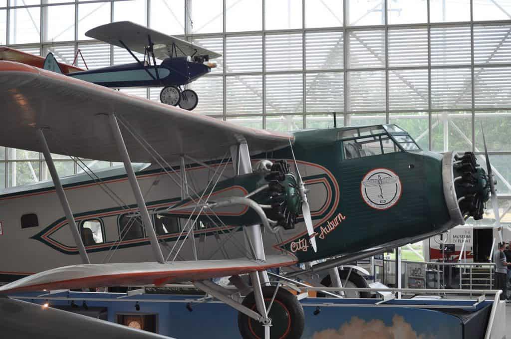 Flight Museum Seattle Itinerary