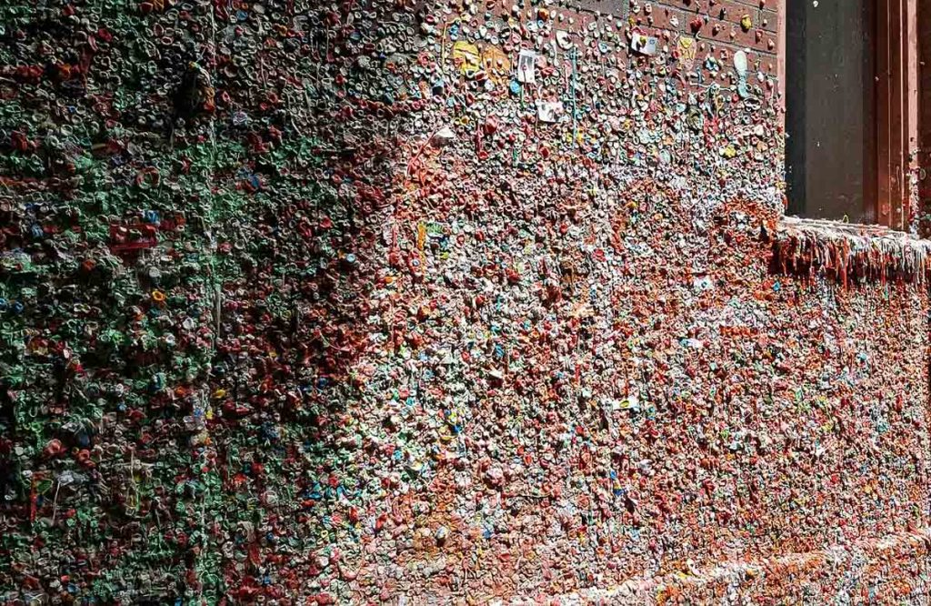 Gumwall Seattle - Things to do in Seattle in One Day