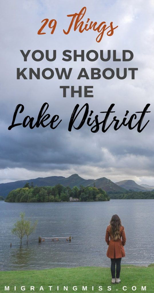 29 Things You Didn't Know About the Lake District