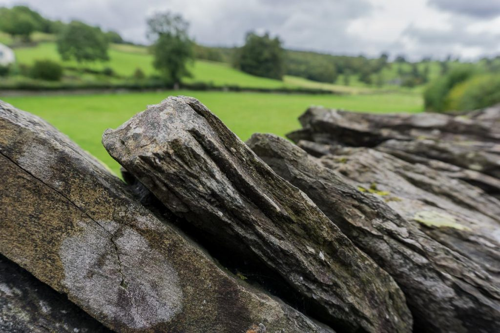 Lake District Stone walls