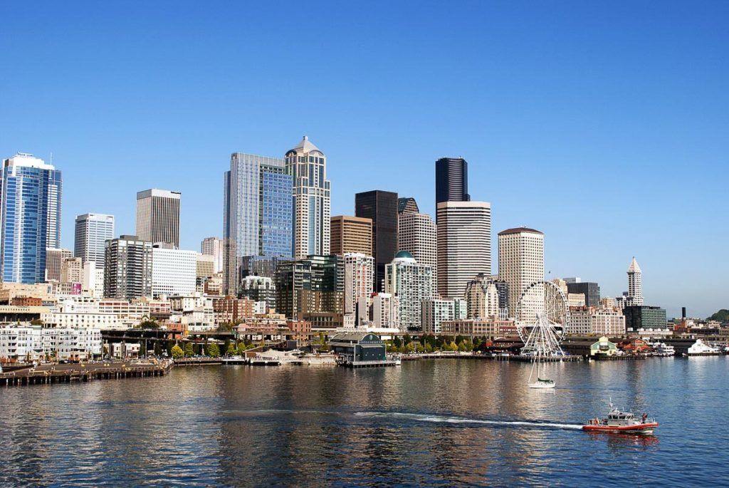 Seattle Waterfront - What to do in Seattle in One Day