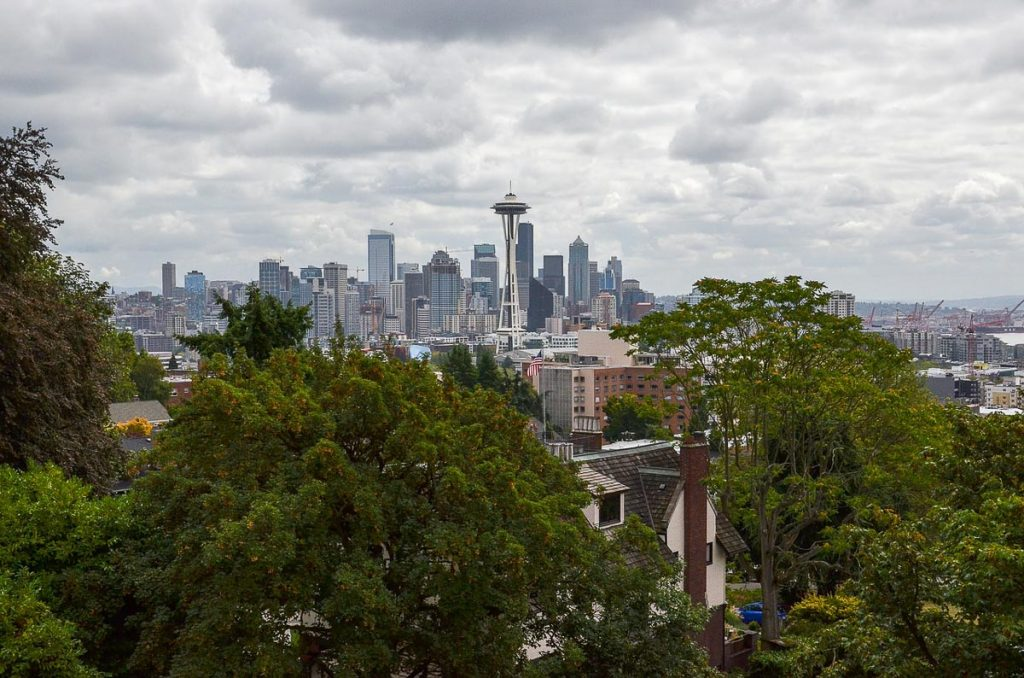 View of Seattle - Things to do in Seattle in One Day