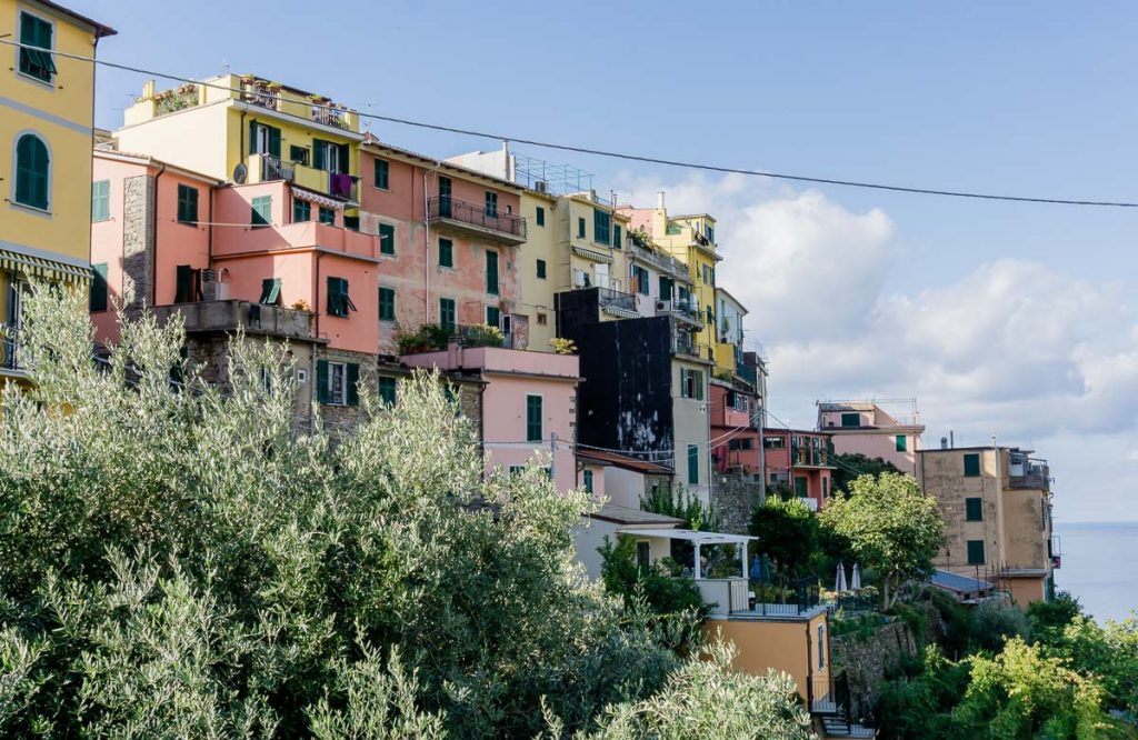 Cinque Terre Photos: Corniglia