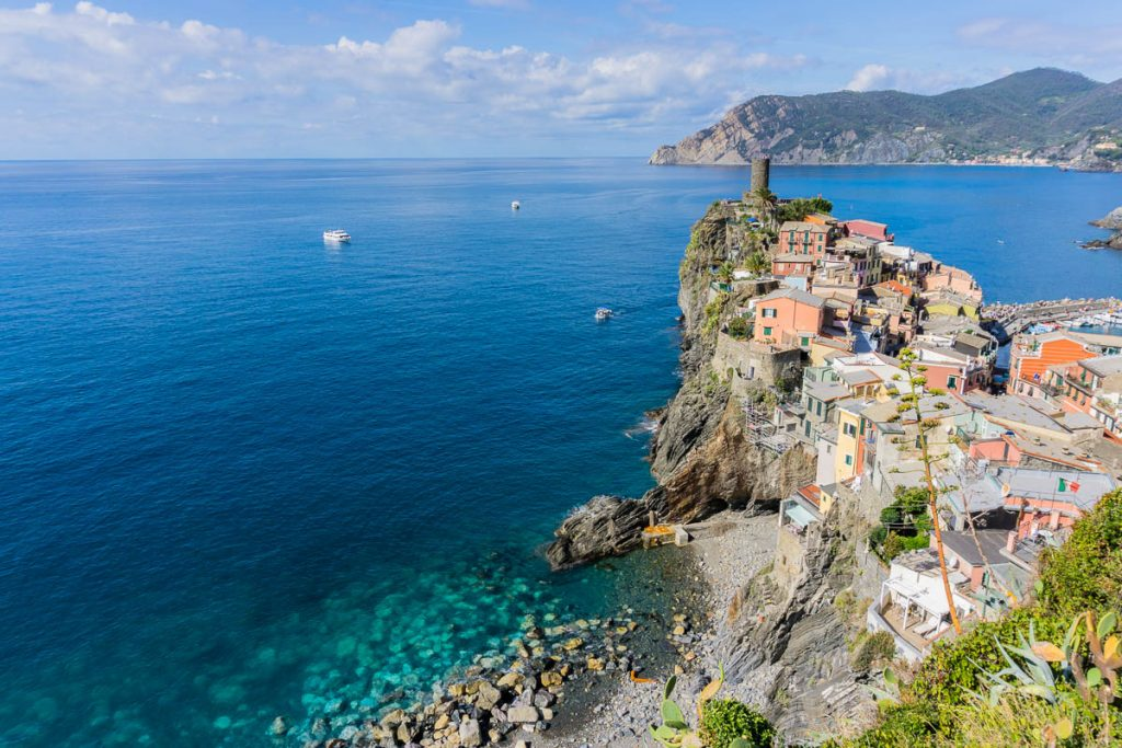 One day in Cinque Terre Italy