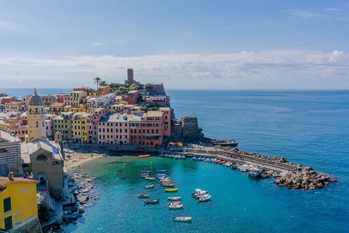 20+ Cinque Terre Photos That Will Inspire You to Visit Italy ...