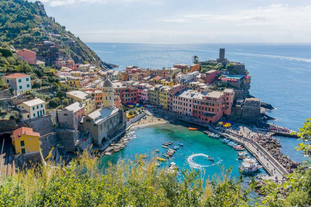 Must see in Cinque Terre Italy