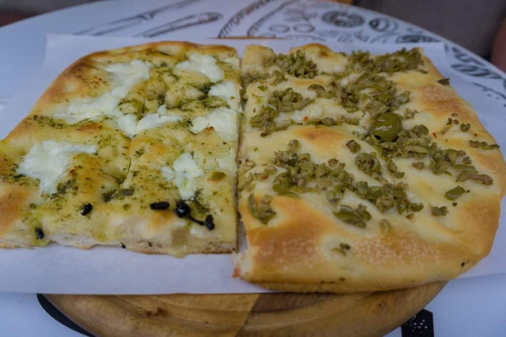 Focaccia Bread Italy