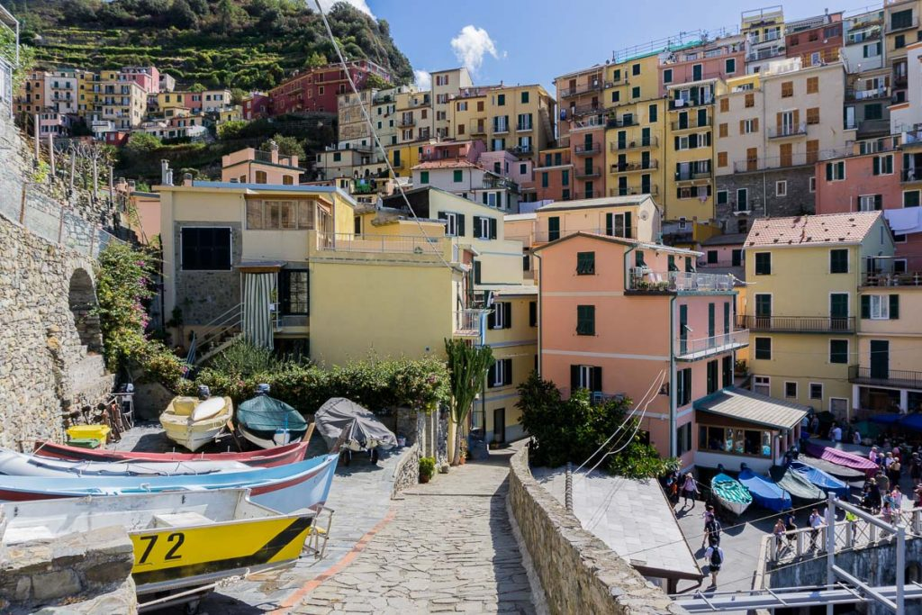 Things to do in Manarola Italy