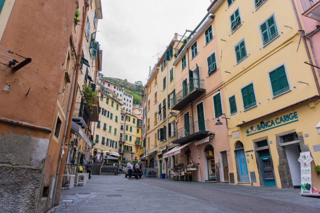Two days in Cinque Terre Italy