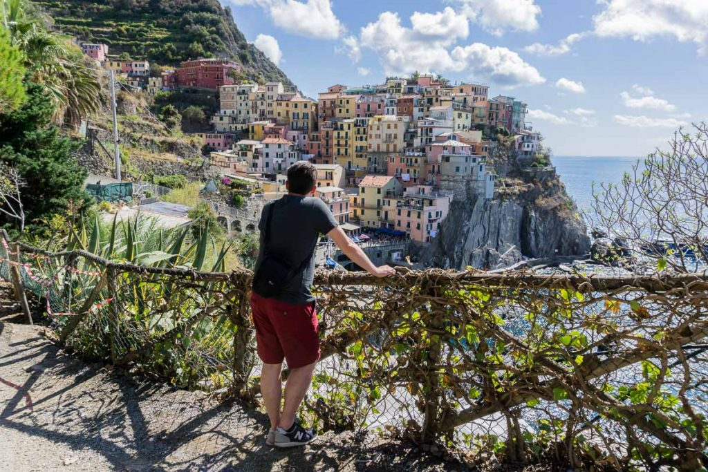 Day trip to Cinque Terre Italy