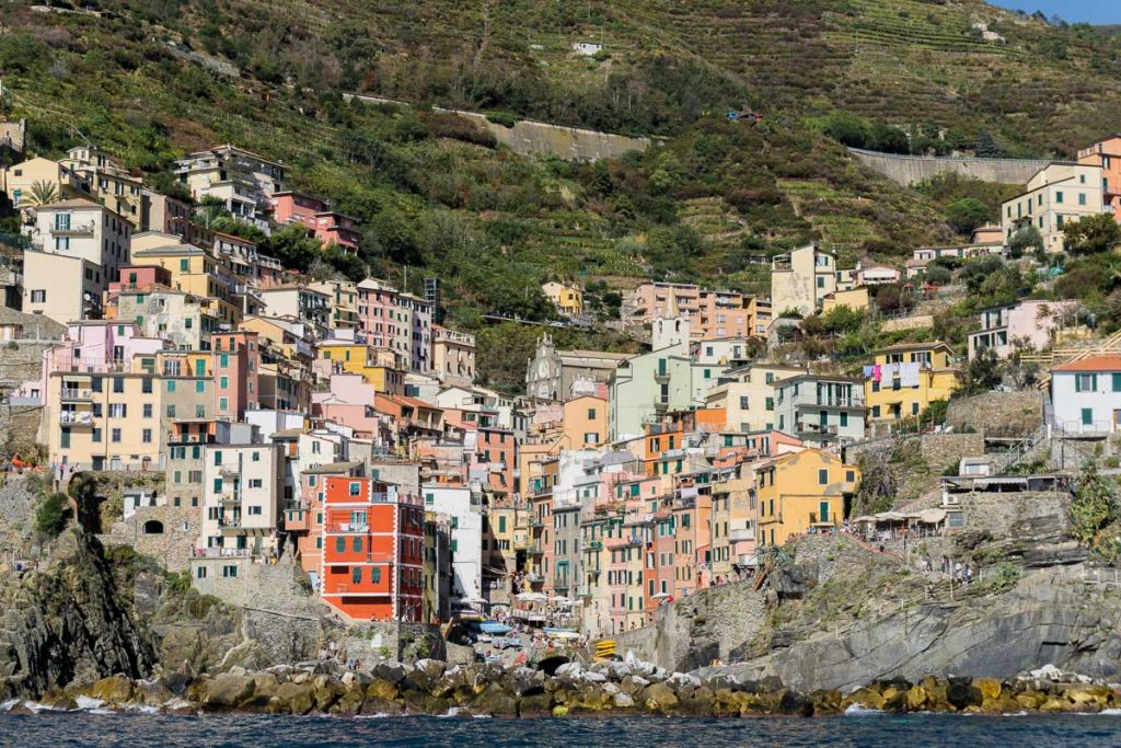 How to get to Cinque Terre Italy