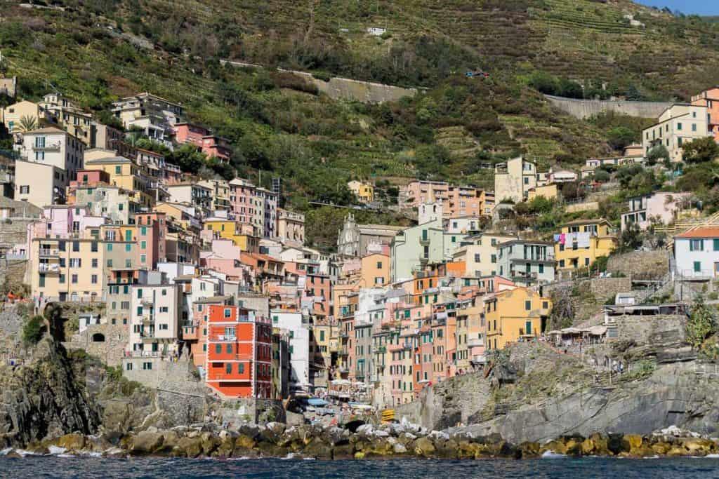 Cinque Terre Photos: Riomaggiore