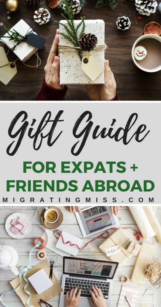 Expat Gift Guide