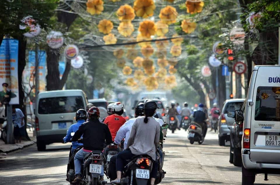 Expat in Vietnam