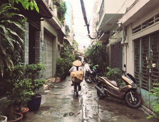 Moving to Saigon Vietnam