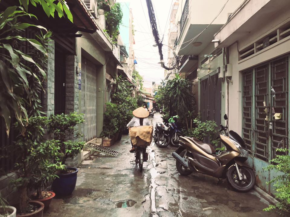 Moving to Saigon Vietnam