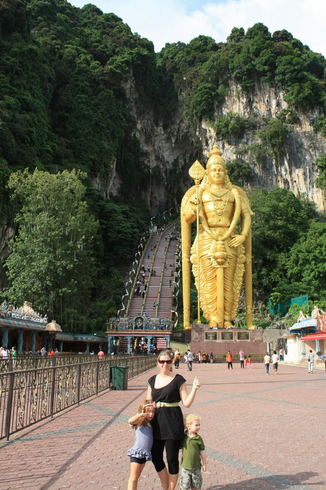 Expat Family in Malaysia