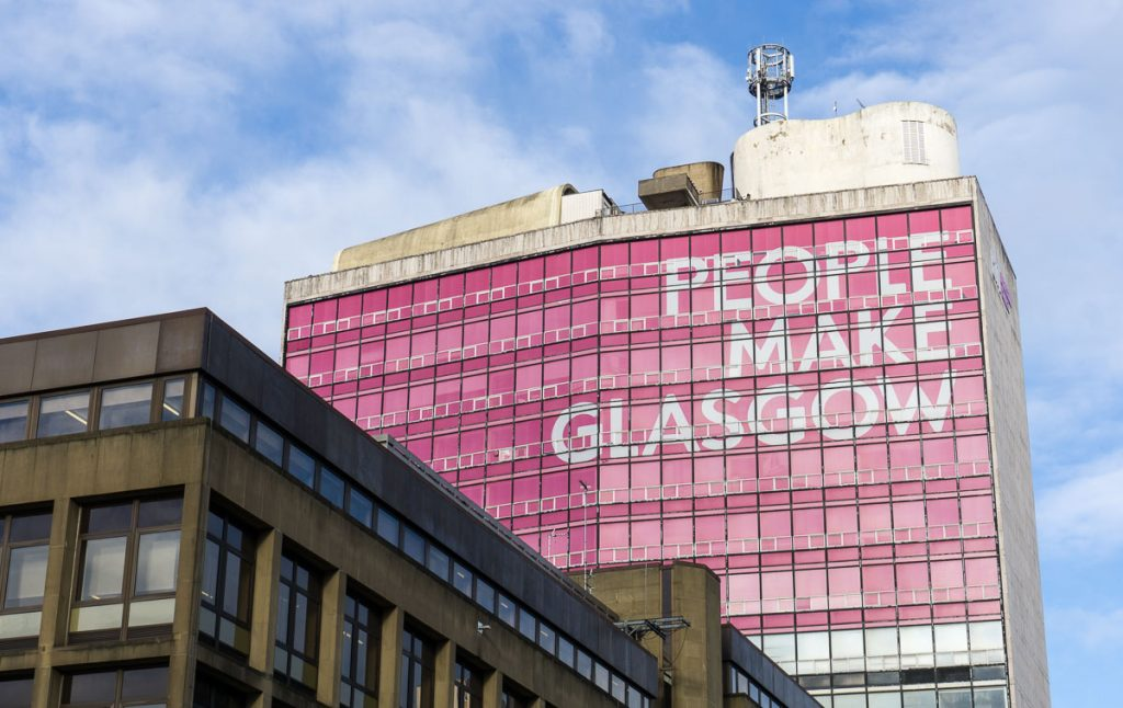 A Glasgow Itinerary