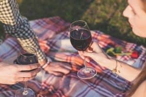 Couples Budget Travel - Take a picnic