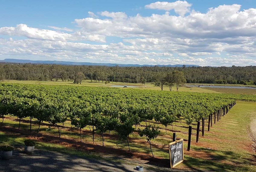 Couples Getaway Hunter Valley Australia