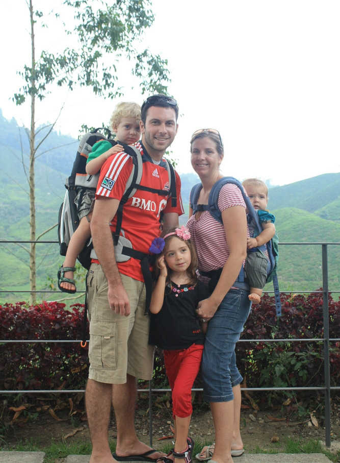 Expat Interview: Living as an Expat Family in Malaysia