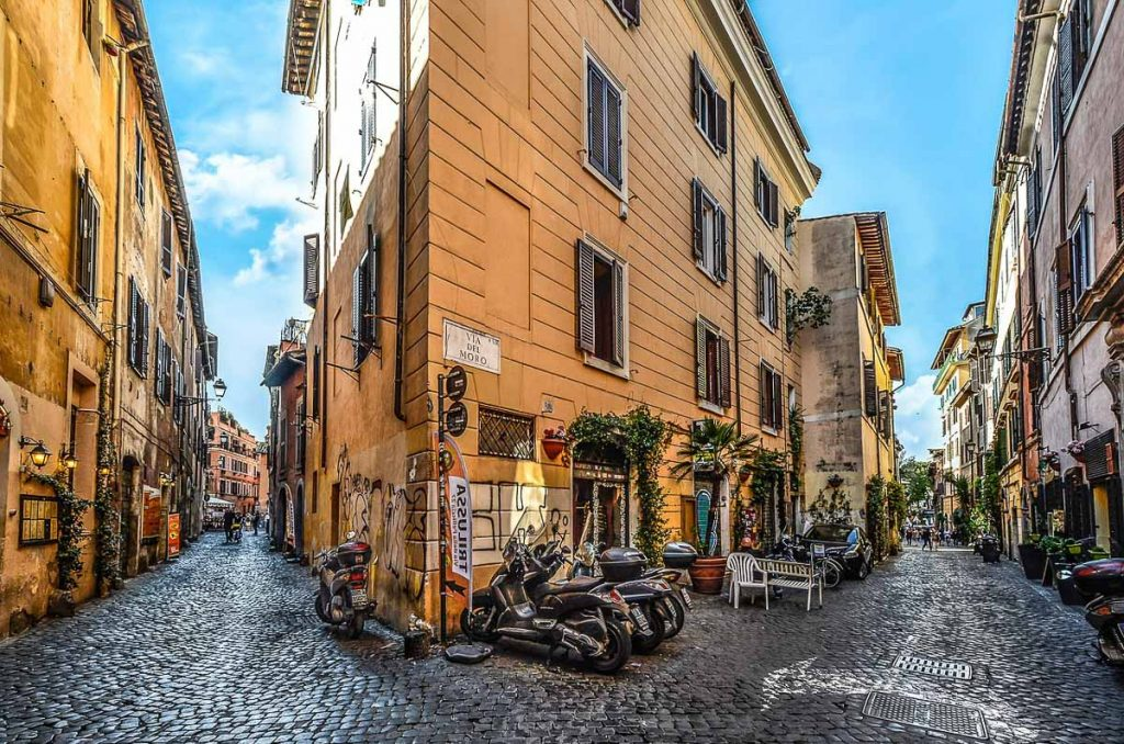 Things for Couples in Rome