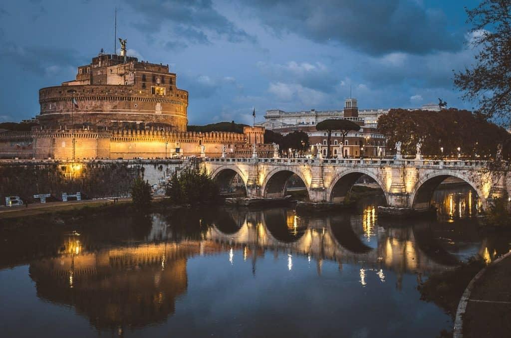 Romance in Rome